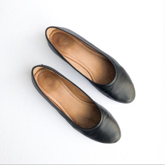 Madewell Reid Ballet Flats | Poshmark